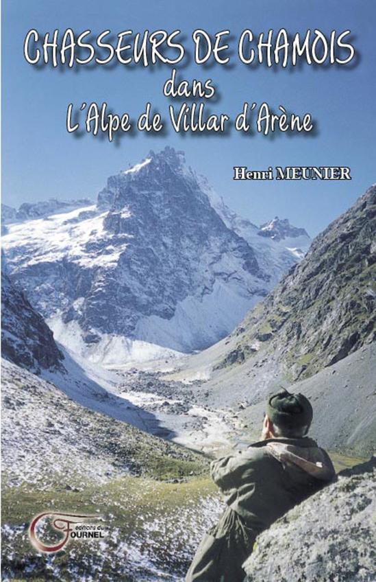 Chasseurs de chamois dans l'Alpe de Villar d'Arène - Henri Meunier